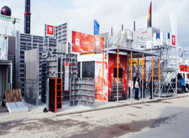 Bauma 2016 Fair In Munich   Farina Formworks