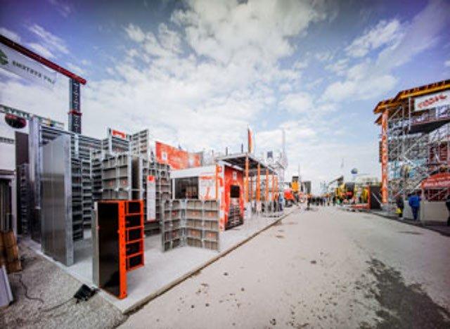 Bauma 2016 Fair In Munich | Farina Formworks