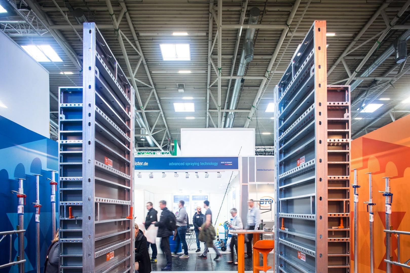 Bauma 2019 Fair In Munich | Farina Formworks