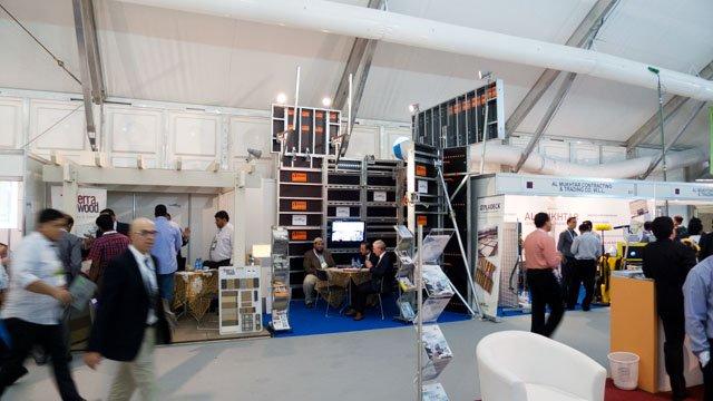 Fair The Project Qatar In Doha | Farina Formworks