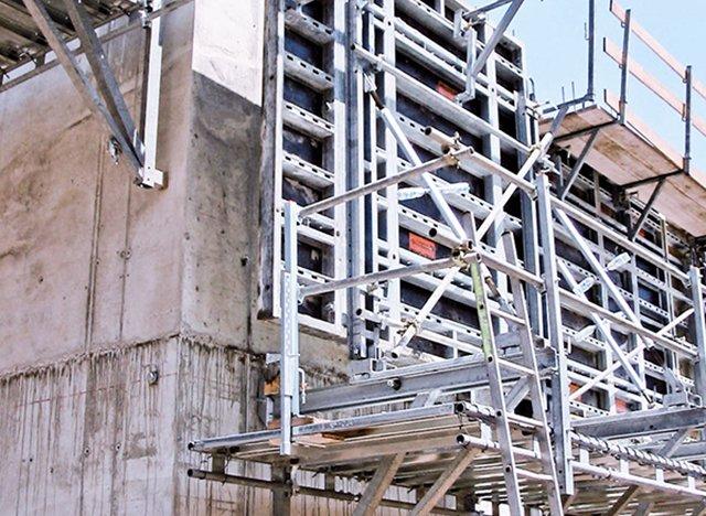 Destil Climbing System | Farina Formworks