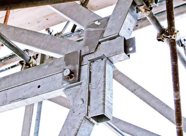 Destil Single Side Shuttering   Farina Formworks