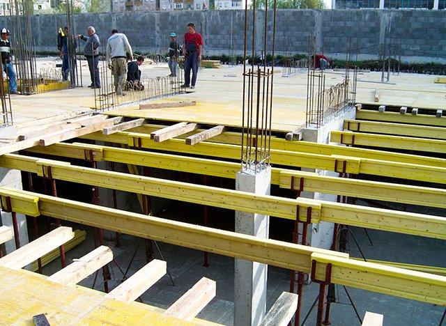 H20 Timber Beams And Plywood   Farina Formworks
