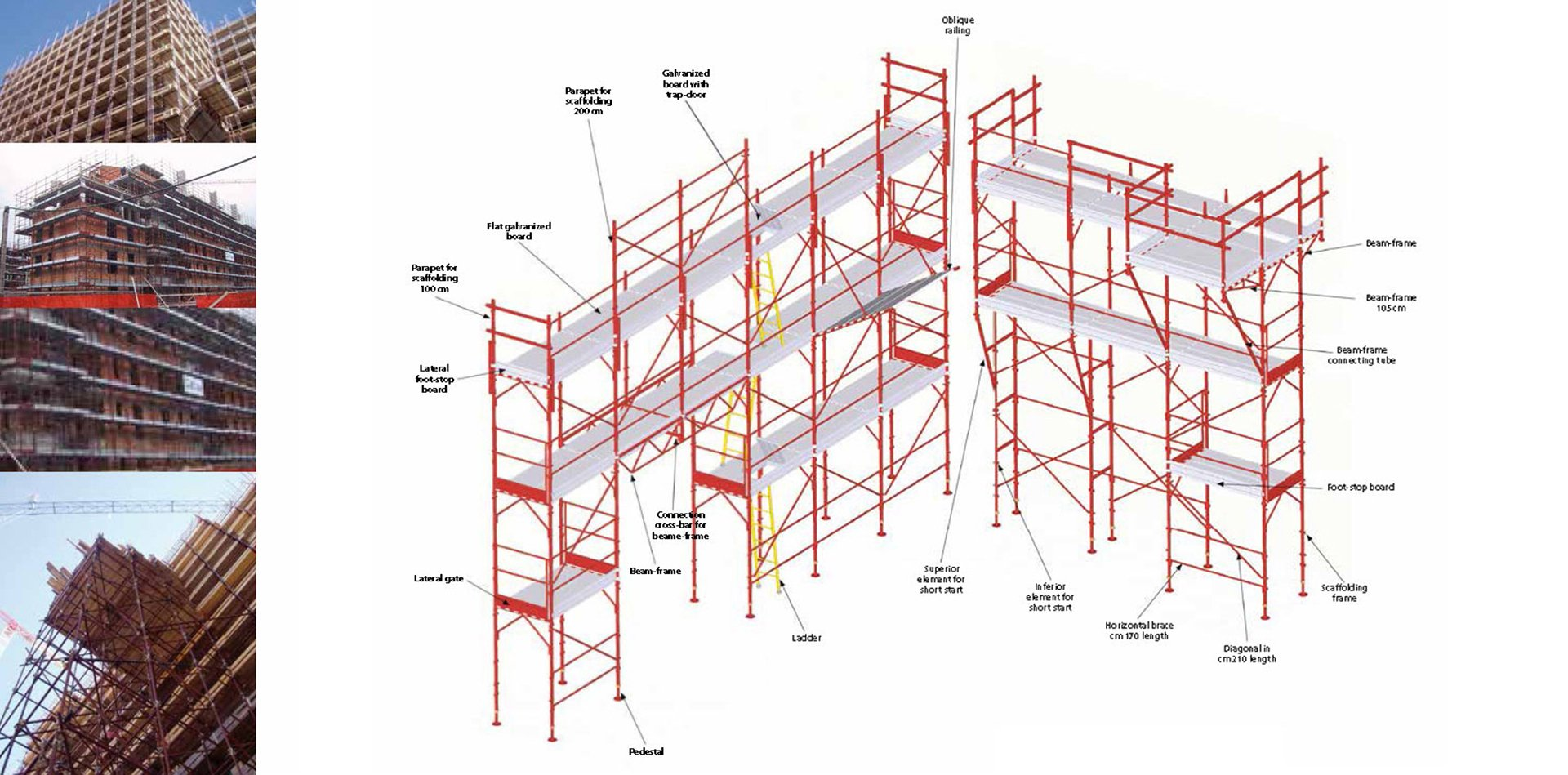 Scaffoldings And Props | Farina Formworks