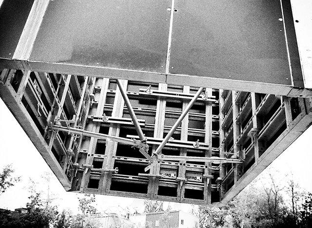 Shaft Corner Elevator | Farina Formworks