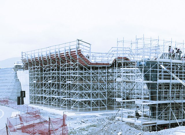 Special Customized Formwork | Farina Formworks