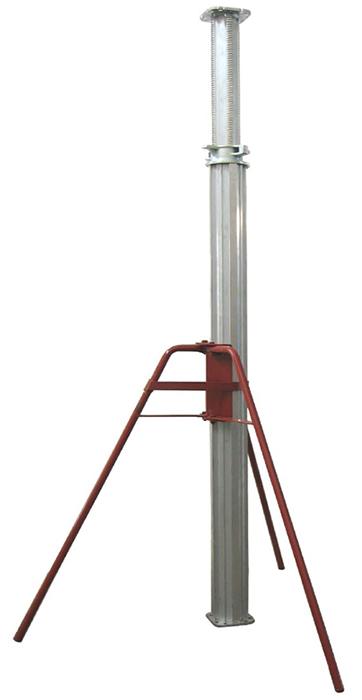 Alu Clamp Shoring Prop : Tower aluminium props farina formworks