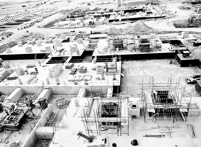 Middle East Formworks | Farina Formworks